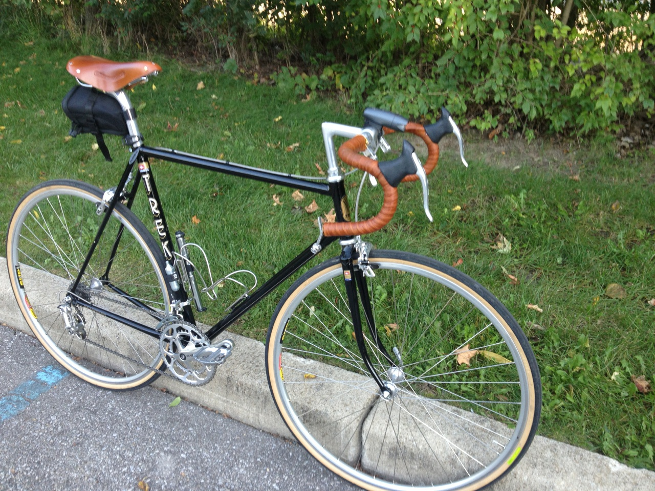 Bike Vintage Trek 1975 Waterloo For those who know Treks